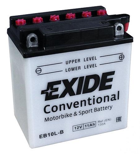 Акумулатор EXIDE Conventional EB10L-B YB10L-B