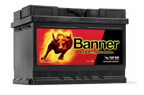Акумулатор BANNER STARTING Bull 560 08