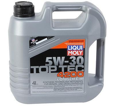 LIQUI MOLY TOP TEC 4200 5W30 x4L