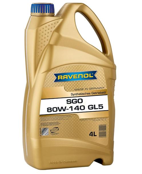 RAVENOL GSO GL5 80W140 x5L