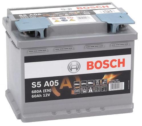 Акумулатор BOSCH AGM S5 A05