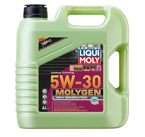 LIQUI MOLY MOLYGEN 5W30 x4L