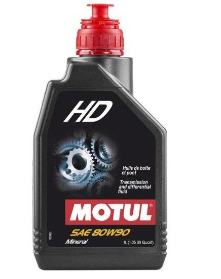 MOTUL HD 80W90 x1L