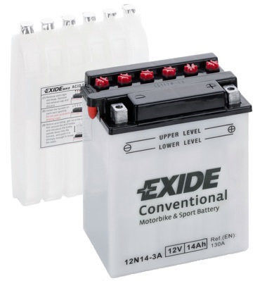 Акумулатор EXIDE Conventional YB14L-A2