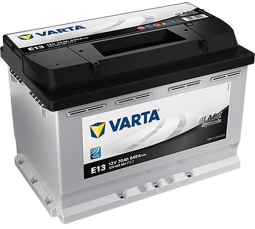 Акумулатор VARTA Black Dynamic 570 409 064