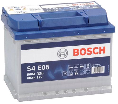 Акумулатор BOSCH EFB S4 E05