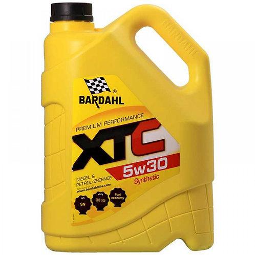 BARDAHL-XTC 5W30 x5L