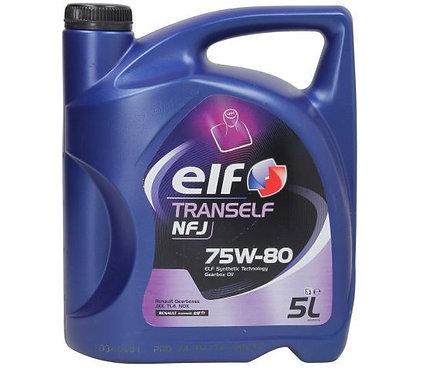 ELF TRANSELF NFJ 75W80 x5L