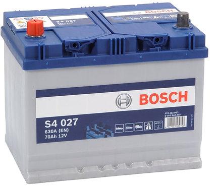 Акумулатор BOSCH S4 027