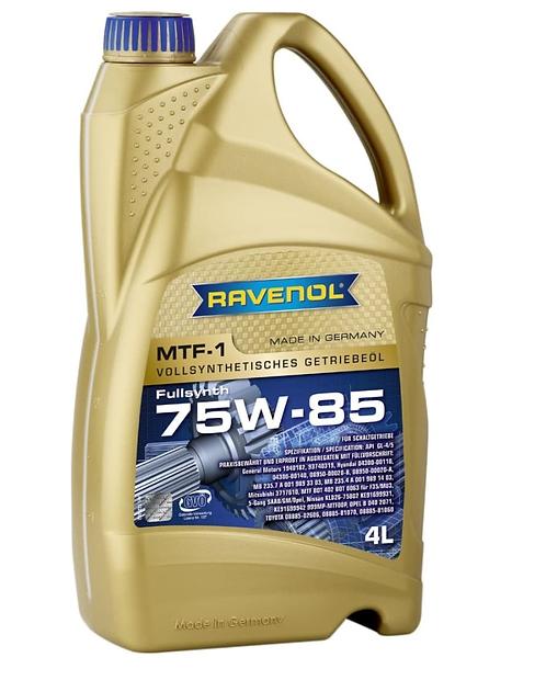 RAVENOL MTF-1 75W85 x4L