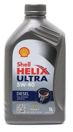 SHELL Helix Ultra DIESEL 5W40 x1L