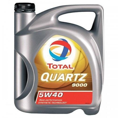 TOTAL QUARTZ 9000 5W40 x4L