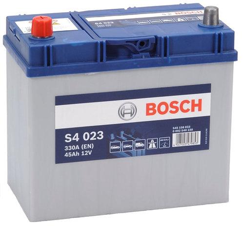 Акумулатор BOSCH S4 023
