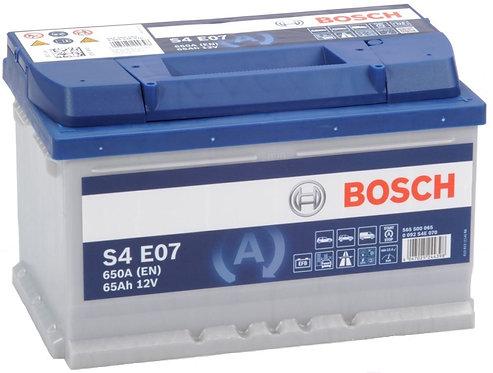 Акумулатор BOSCH EFB S4 E07