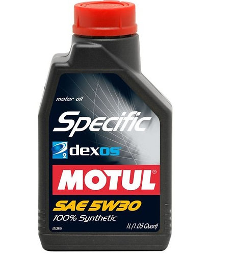 MOTUL SPECIFIC DEXOS 2 5W30 x1L