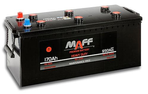 Акумулатор MAFF 67014 170Ah 950A