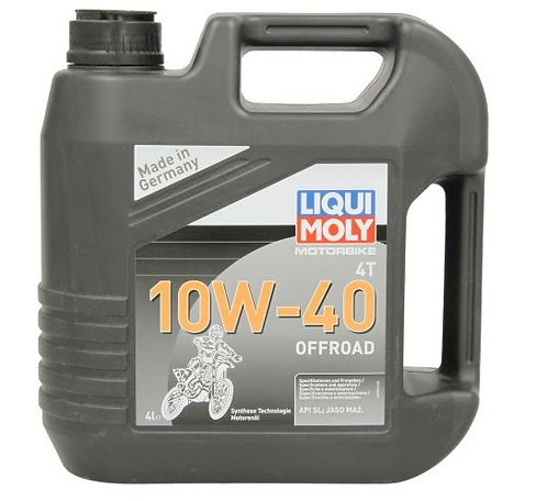 LIQUI MOLY OFF 10W40 x4L