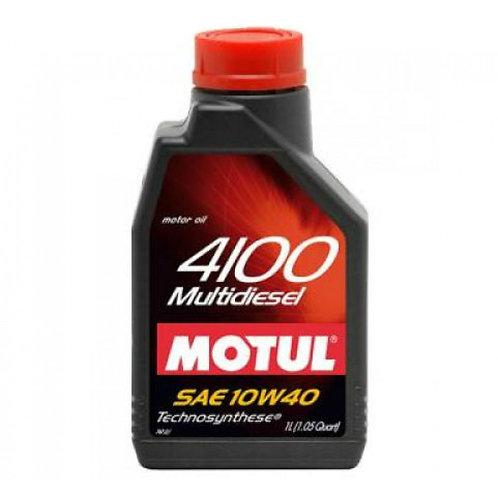 MOTUL 4100 MULTIDIESEL 10W40 x1L
