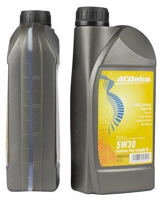 ACDelco 5W30 Supreme Plus Multigrade C4 x1L
