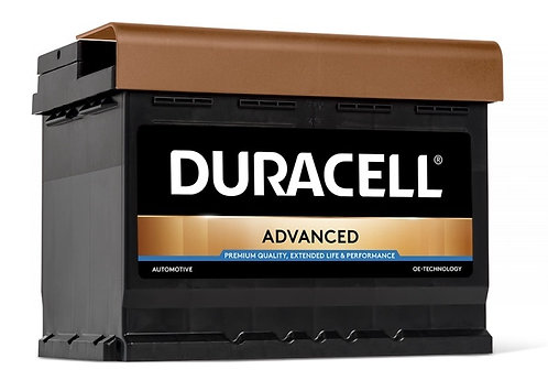 Акумулатор DURACELL ADVANCED DA 60T