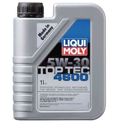 LIQUI MOLY TOP TEC 4600 5W30 x1L