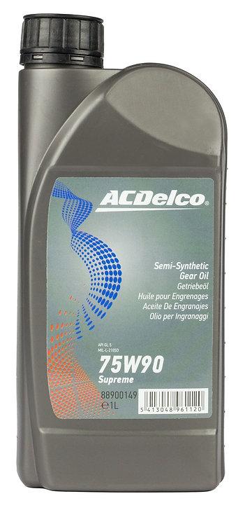 ACDelco 75W90 Supreme X1L