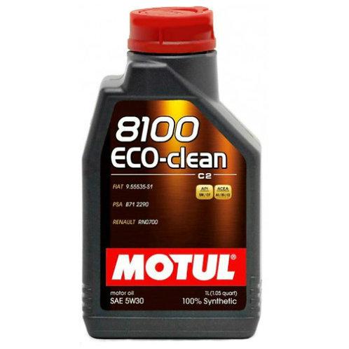 MOTUL 8100 ECO-CLEAN 5W30 x1L
