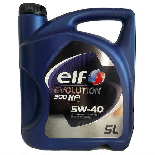 ELF EVOLUTION 900 NF 5W40 x5L