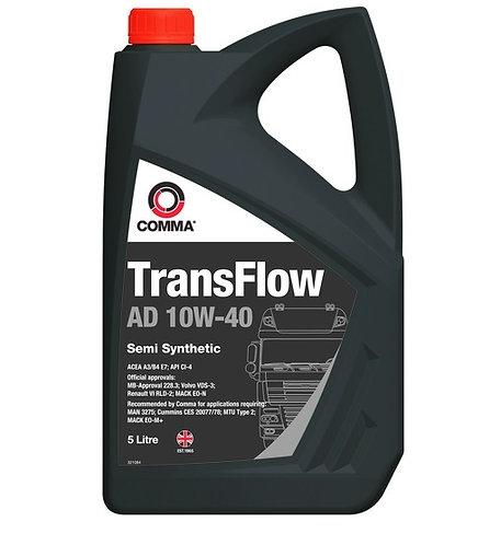 COMMA TRANSFLOW AD 10W40 x5L