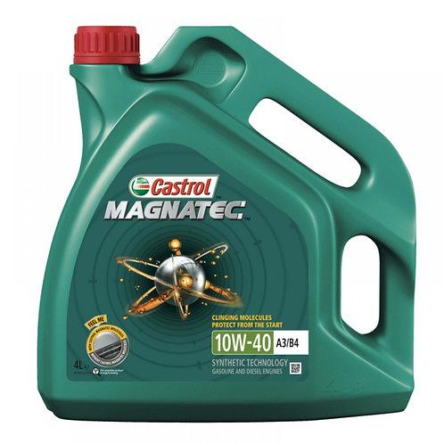 CASTROL MAGNATEC 10W40 x4L