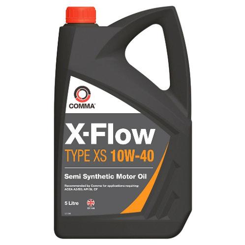 COMMA X-FLOW TYPE XS 10W40 x5L