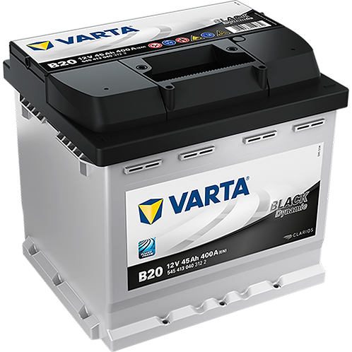 Акумулатор VARTA Black Dynamic 545 413 040