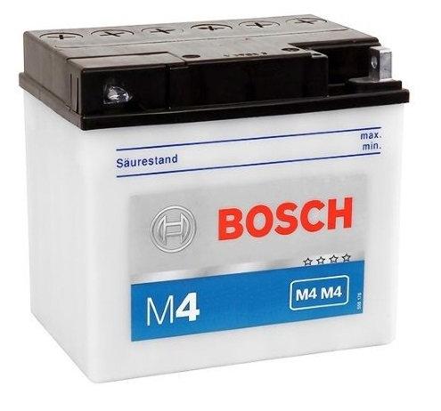 Акумулатор BOSCH M4 032 YB12AL-A