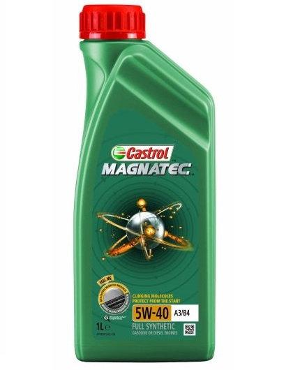 CASTROL MAGNATEC 5W40 A3/B4 x1L