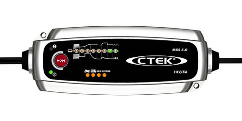 CTEK MXS 5.0 Зарядно устройство, акумулатор