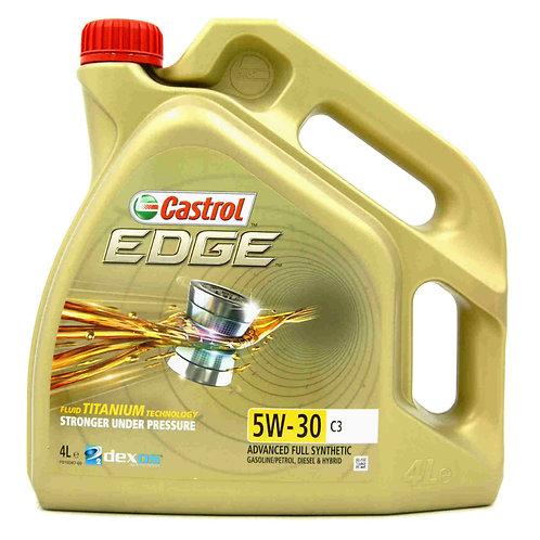 CASTROL EDGE TITANIUM 5W30 C3 x4L