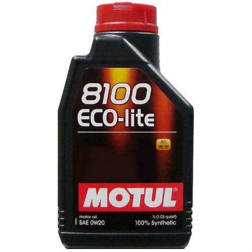 MOTUL 8100 ECO-LITE 0W20 x1L