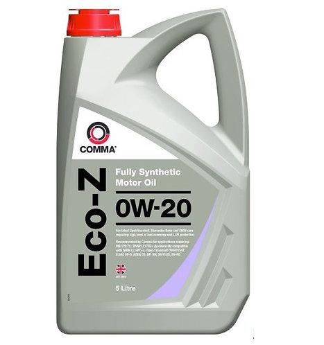 COMMA ECO-Z 0W20 x5L