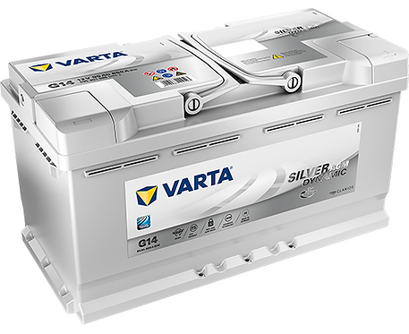 Акумулатор VARTA Silver Dynamic AGM 595 901 085