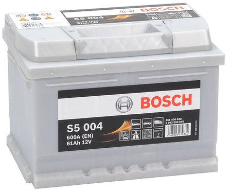 Акумулатор BOSCH S5 004