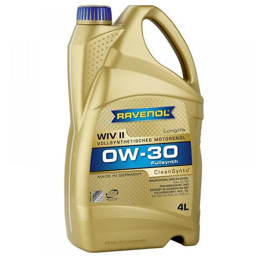 RAVENOL WIV II 0W30 x4L