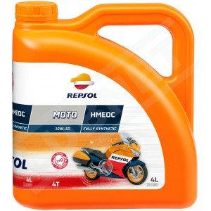 REPSOL MOTO HMEOC 4T 10W30 x4L