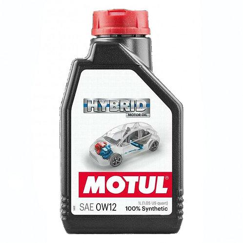 MOTUL HYBRID 0W12 x1L