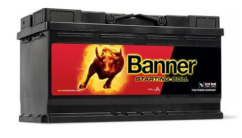 Акумулатор BANNER STARTING Bull 595 33
