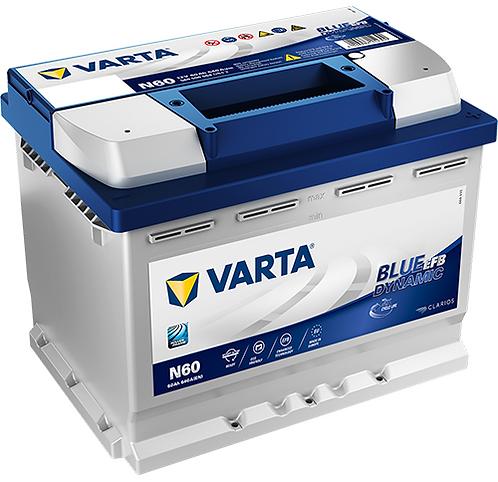 Акумулатор VARTA Blue Dynamic EFB 560 500 064