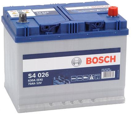 Акумулатор BOSCH S4 026