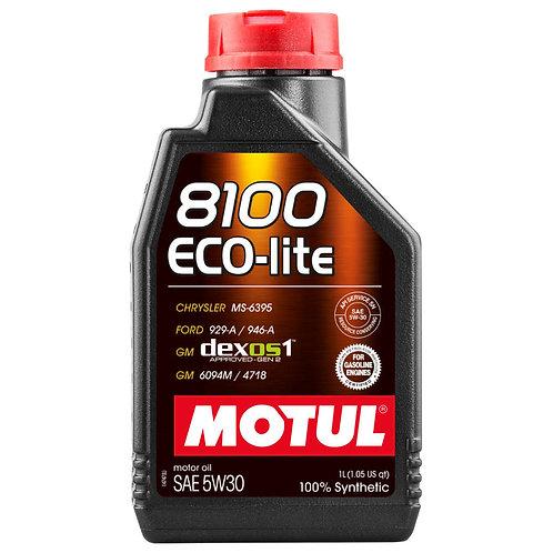 MOTUL 8100 ECO-LITE 5W30 x1L