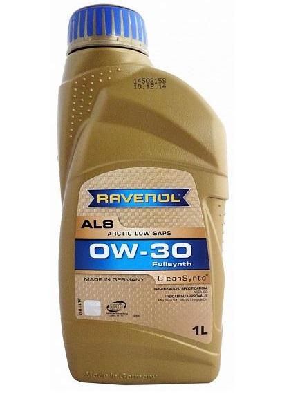 RAVENOL ALS 0W30 x1L