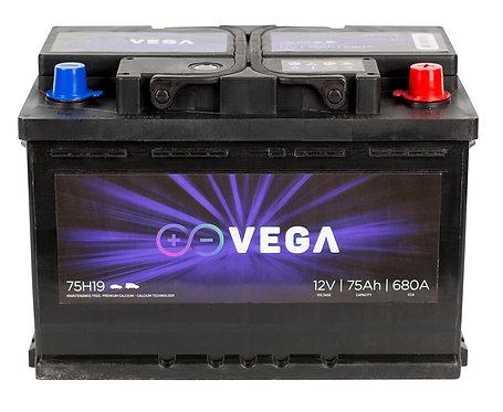 Акумулатор Vega VG 75H19