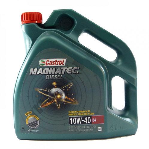 CASTROL MAGNATEC DIESEL 10W40 x4L